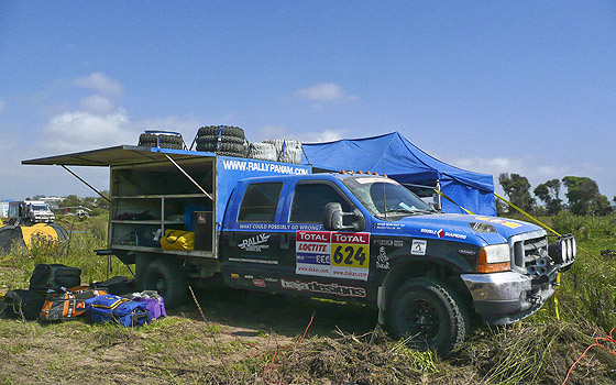 F-350 Rally Pan Am #634
