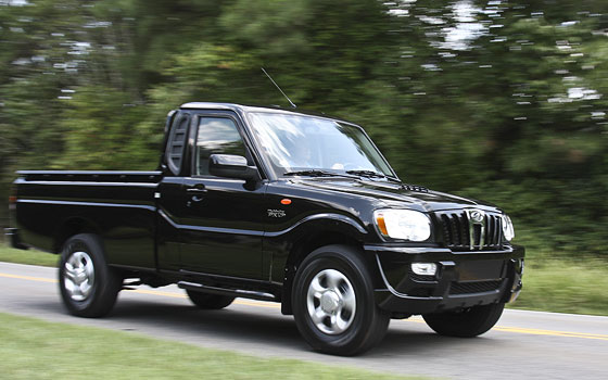 Report: Mahindra Still Working Towards Future Sales Date