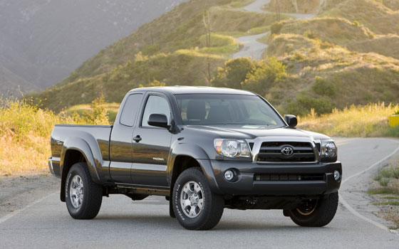 Toyota To Shutter U.S. Plant Where Tacoma Is Built