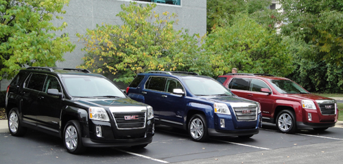 2010 GMC Terrain First Drive  News  Carscom