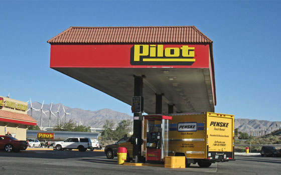 Pilot Travel Center Opens First DEF Pumps On Both Coasts