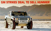 It's Official: GM Strikes Deal To Sell Hummer
