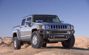 2010 Hummer H3T Gets New Colors and Flex Fuel Engine