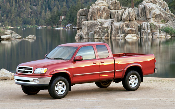 Toyota To Recall 2000-03 Tundras for Frame Corrosion Problem