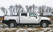 Road Test Review: 2010 Hummer H3T