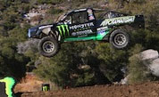 TORC Racer Johnny Greaves Sets World Record Jump