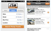 Looking for a New or Used Pickup Truck? We've Got an App for That