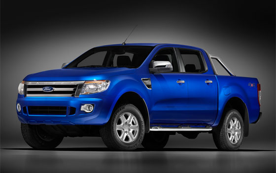 First Look: All-New 2011 Ford Ranger