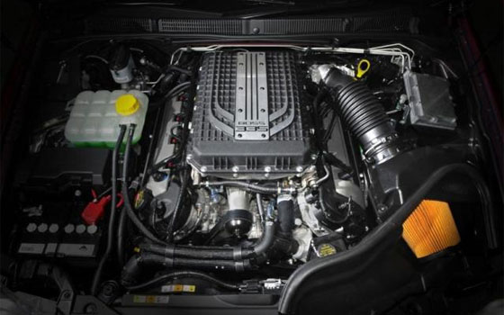 Boss 5.0 335 Engine