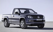 Volkswagen Amarok Regular Cab Pickup Truck Concept Revealed