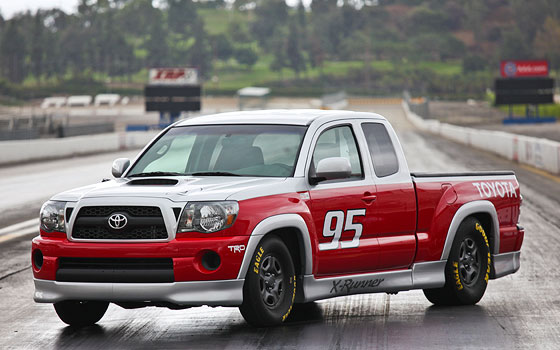 First Look: Toyota Tacoma X-Runner RTR (Ready to Race)