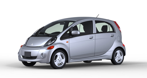 North American i-MiEV