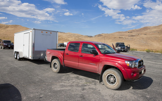 2011 Toyota Trucks Will Meet New Towing Standards Pickuptrucks Com