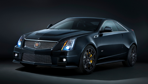 CTS-V Black Diamond Edition