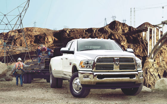 Keeping Score: Which One-Ton Heavy-Duty Pickups Tow and Haul the Most