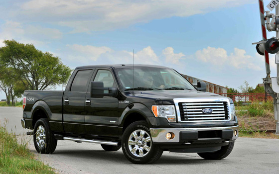 Ford F-150 V-6 Engines Outselling V-8s