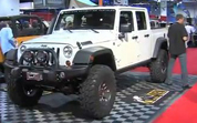 SEMA Video: AEV Brute Double Cab
