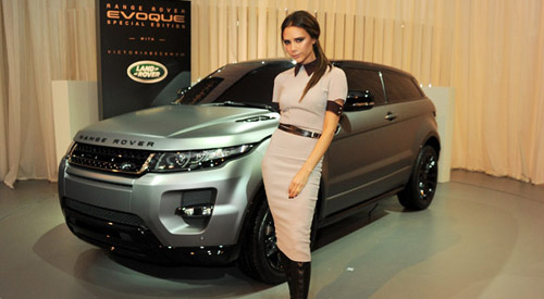 RANGE ROVER EVOQUE SPECIAL EDITION DESIGNED WITH VICTORIA BECKHAM -1