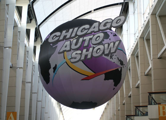 Chicago Auto Show II