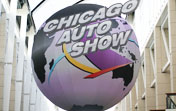 We're at the 2012 Chicago Auto Show