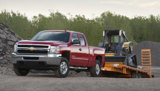 GM HD Towing II