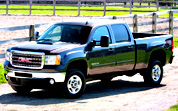 Small Changes for 2013 Silverado HD/Sierra HD