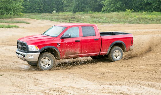 Ultimate 4x4 Shootout: Results