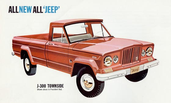 $3,000 Craigslist Find: 1974 Jeep J-20 Pickup