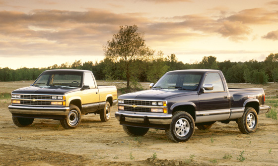95 Years --1988-Chevrolet-K1500Silverado II