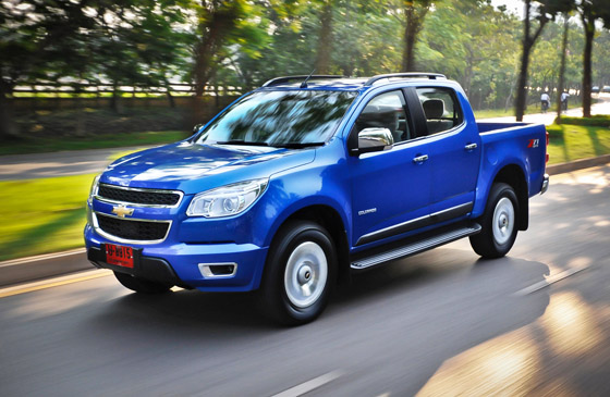 95 Years --2013-Chevrolet-Colorado-Thailand3 II