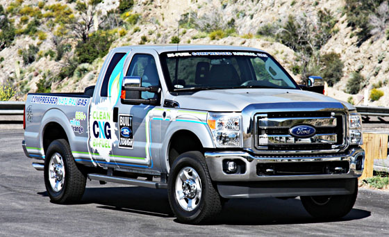 CNG Super Duty Static II