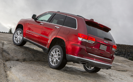 2014 Jeep Grand Cherokee II