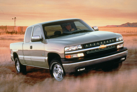 95 Years --1999-Chevrolet-K1500Silverado II