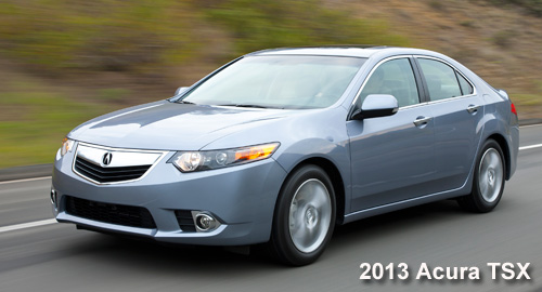 With A $500 Price Increase, What Has Changed On The 2013 Acura TSX?