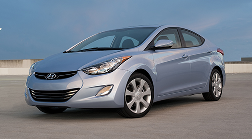 2011-13 Hyundai Elantra Recalls For Air Bags