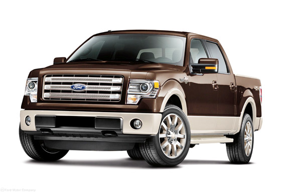 2Ford F-150 King Ranch Debuts at Fair