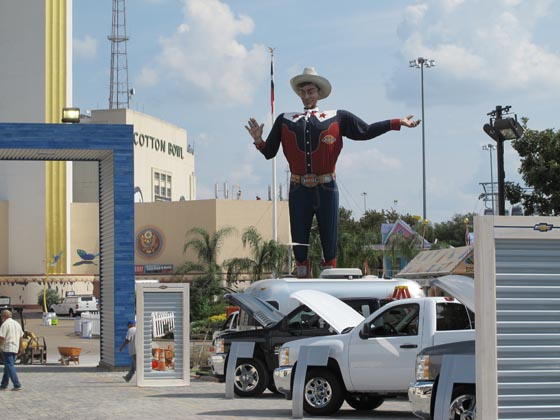 1 Big Tex 2 II