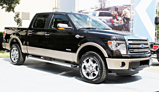 6 F-150 King Ranch 2 II