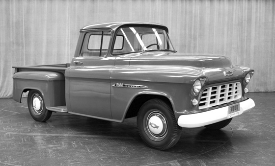 95 Years --1955-Chevrolet-3300Series-medium II