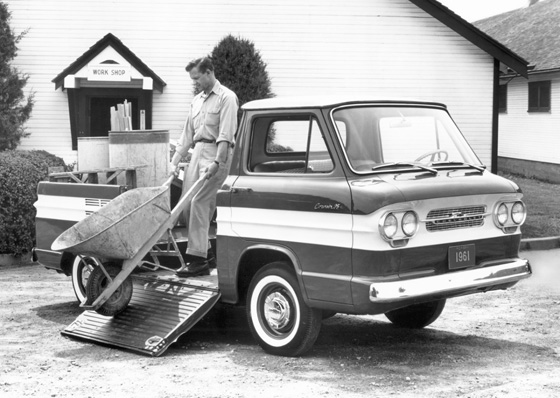 95 Years --1961-Chevrolet-Corvair-Rampside-medium II
