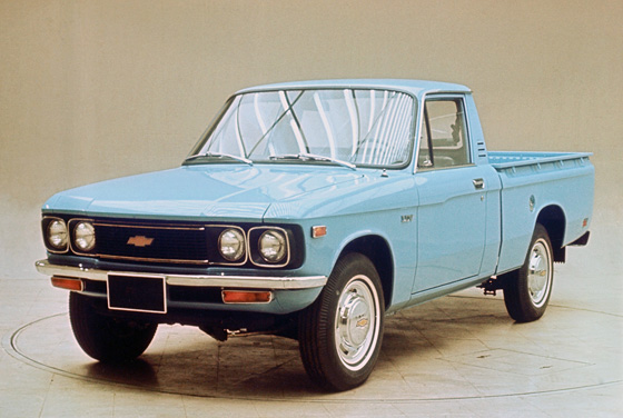 95 Years --1972-Chevrolet-LUV II