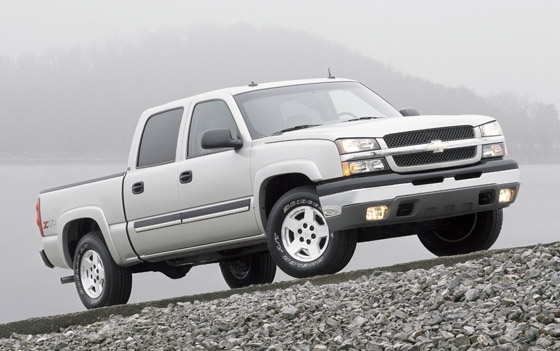 95 Years --2004-Chevrolet-Silverado-1500 II