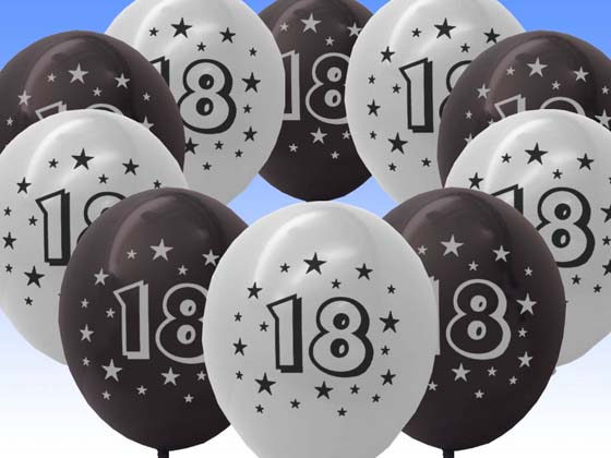 18th Balloons II