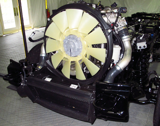 Dual Radiators & fan II
