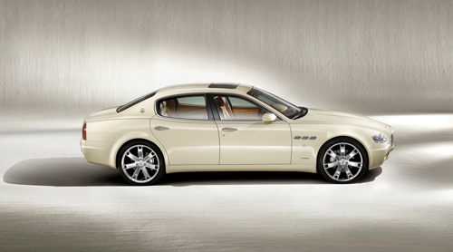 2005-08 Maserati Quattroporte & Granturismo Recalls For Faulty Tie Rod