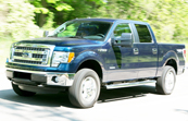 Ford F-150 Tops American-Made Index