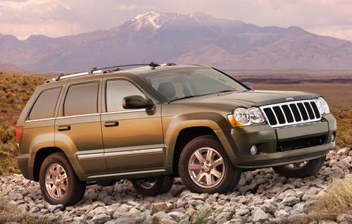 Jeep and Ram Vehicles Recalls for Electrical Problems