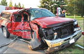 IIHS Rollover Test and Pickup Safety