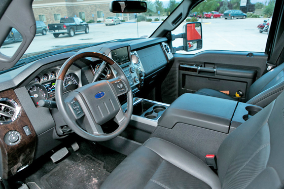 1 Ford Interior II