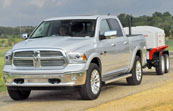 Ram 1500 Wins 2013 Texas Truck Rodeo's Top Award